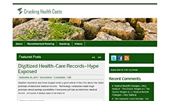 Cracking Health Costs
