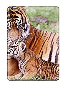 Special CaseyKBrown Skin Case Cover For Ipad Air, Popular Tiger & Baby Tiger Phone Case by mcsharks