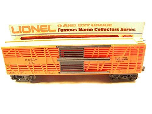 Lionel 9763 D&RGW Rio Grande Double Decker Stock Car ()