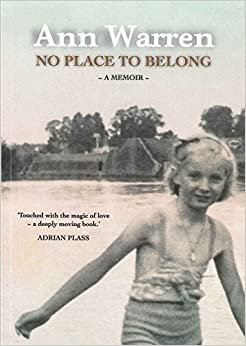 Book No Place to Belong: A Memoir
