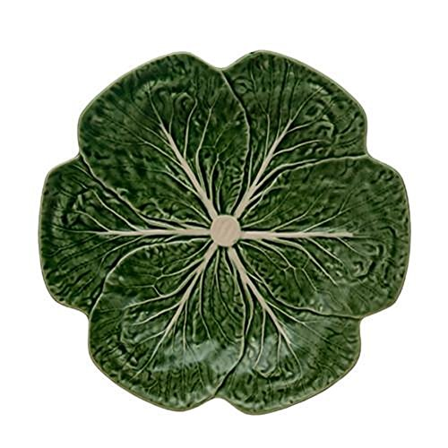Bordallo Pinheiro Cabbage Dinner Plate, 10.5""