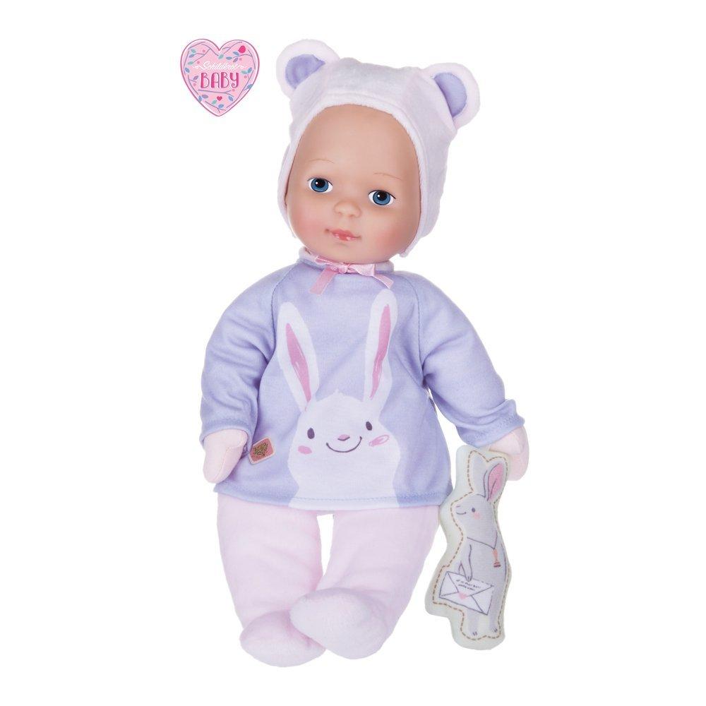 Schildkröt 601350005 - Baby Girl Trendy, 35 cm