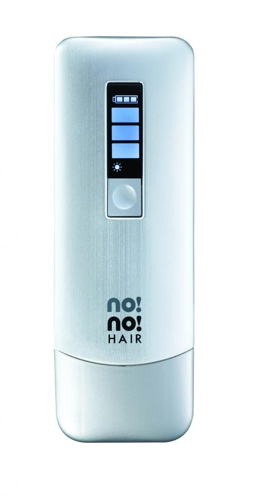 no!no!® Hair | Hair Removal Device | Silver