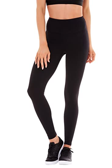 a0fed40030c41 Inflow Classic High Rise Athletic Legging at Amazon Women's Clothing ...