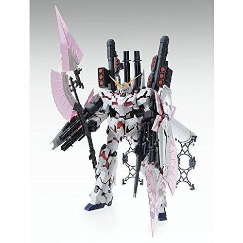 Mobile Suit Gundam UC MG 1/100 Full Armor Unicorn Gundam ( Red Color - Full Option Kit