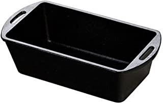 "product image for Lodge Lodge Cast Iron Loaf Pan, 5"" x 10.25"",Black"