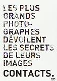 Coffret Contacts 3 DVD - Le Photoreportage / La Photographie Contemporaine / La Photographie Conceptuelle