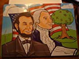 Melissa & Doug Presidents Day Wooden Puzzle