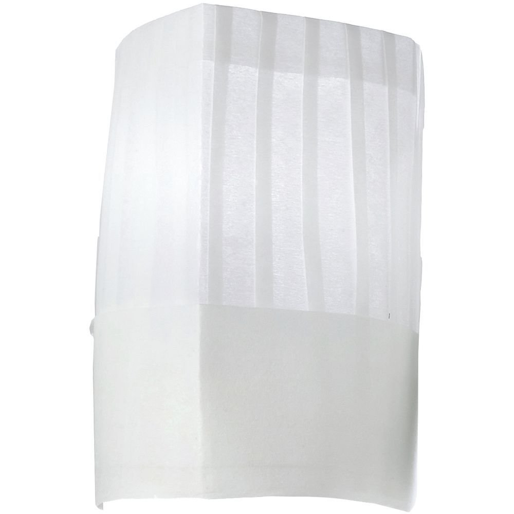 Cellucap CN209 PEC 9 by 11 in. Open Top Chef Hat44; White by Cellucap