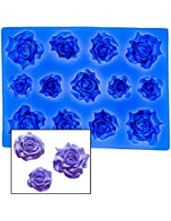 Roses Galore Mold By First Impressions Molds