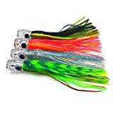 11 inch Trolling Lure Big Game Fishing Marlin Tuna Lure 4pcs/lot