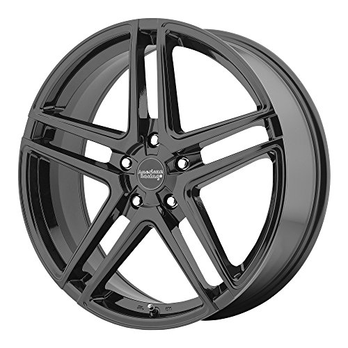 - American Racing AR907 Gloss Black Wheel (16x7