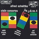 schnittke symphony 3 - Schnittke: Violin Concertos Nos. 3 & 4