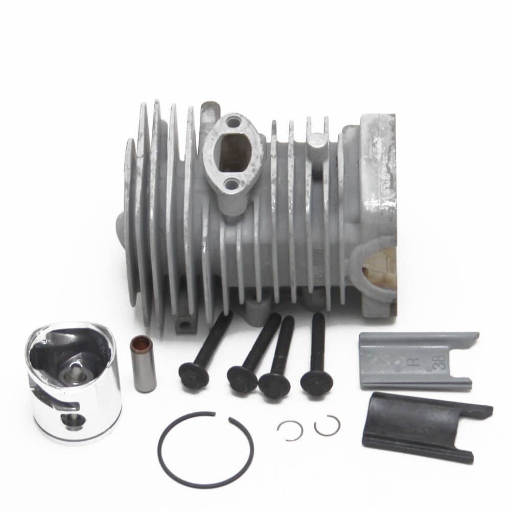 Husqvarna 574291001 Chainsaw Engine Cylinder Kit Genuine Original Equipment Manufacturer (OEM) Part for Husqvarna