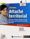 Concours Attaché territorial - Catégorie A