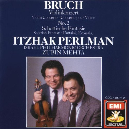 Bruch: Violin Concerto No.2 - Scottish Fantasy ()