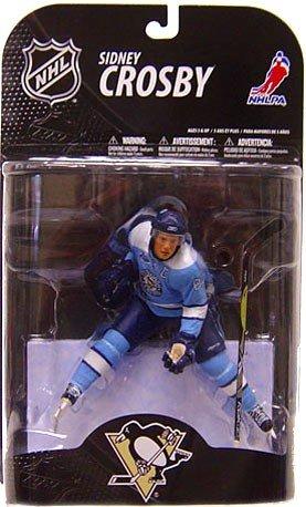 Sidney Crosby Mcfarlane - Pittsburgh Penguins Sidney Crosby McFarlane 6 -Inch Action Figure NHL 2009 Series 21