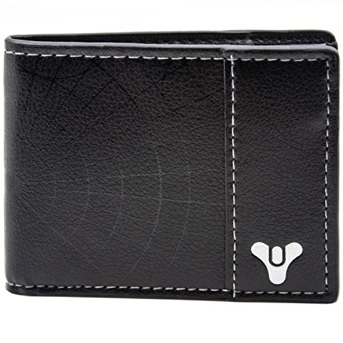 Destiny Game Wallet amp; ID Logo Card Bi Black Fold qzrqFgnwR