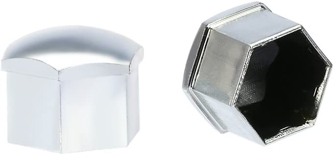20pcs Universal 23mm Wheel Nut Covers Lug Nut Caps Screw Protector Wheel Lug Cap Covers