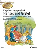 HANSEL AND GRETEL            SIMPLIFIED PIANO SOLO        GET TO KNOW CLASSICAL MSTRPCS