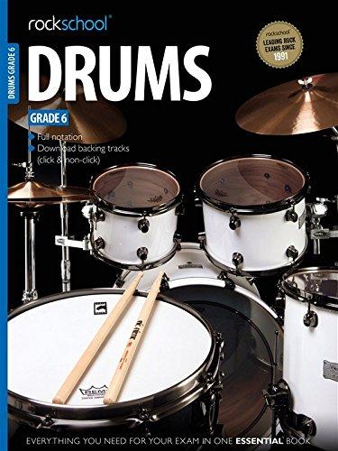 Rockschool Drums Grade 6 2012-2018