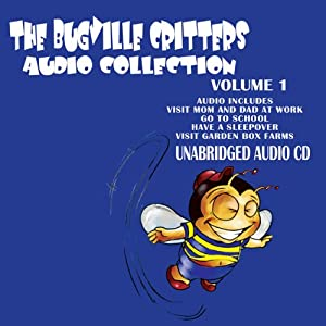 The Bugville Critters Audio Collection 1 Audiobook