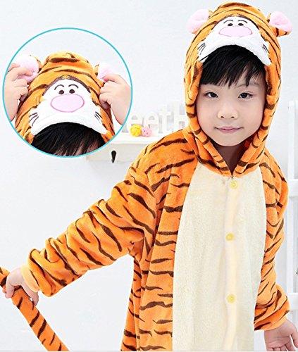 6afb7fb5a Duraplast Boy s Funny Sleeping Wear Animal Onesies Pajamas Costume ...
