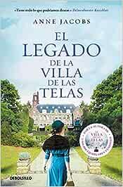El legado de la villa de las telas (Best Seller)