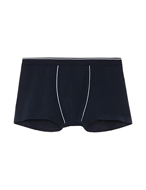 b8923b221afd Intimissimi Mens Supima® Cotton Boxer Shorts with Logo Detail:  Amazon.co.uk: Clothing