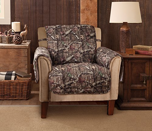 (Mossy Oak 9053CHAI Break-Up Infinity Chair Protector, Multicolor)