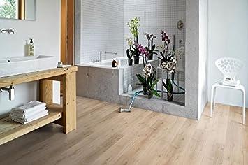 Vinyl eiche hell gekälkt best of badezimmer fliesen mit klick