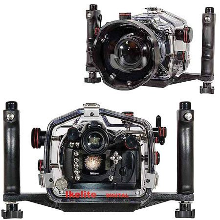 Ikelite 6807.1 carcasa submarina para cámara: Amazon.es ...