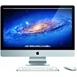 Apple iMac MC814LL/A 27-Inch Desktop PC (3.1GHz Intel Core i5 Processor, 4GB RAM, 1TB HDD) (OLD VERSION) (Discontinued by Manufacturer)