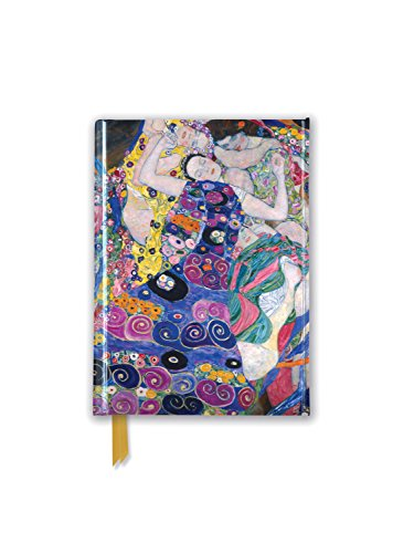 Gustav Klimt: The Virgin (Foiled Pocket Journal) (Flame Tree Pocket Books)