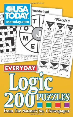 USA Today Everyday Logic: 200 Puzzles [USA TODAY EVERYDAY LOGIC]