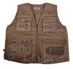 10. Outdoor Safari Vest