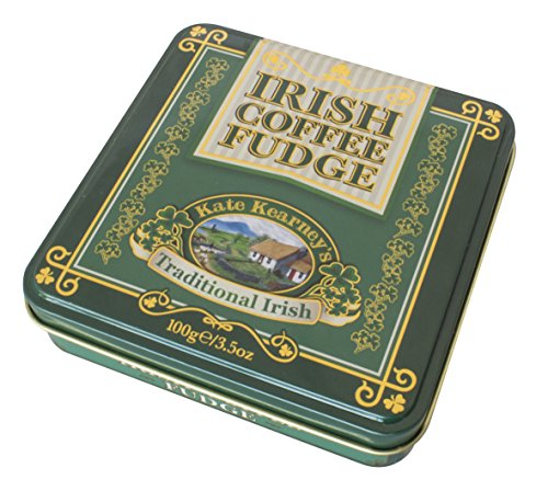 (A Gift from Ireland Kate Kearney's Irish Coffee Fudge in Tin 100g )