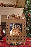 Clever Creations Village Advent Calendar from 24