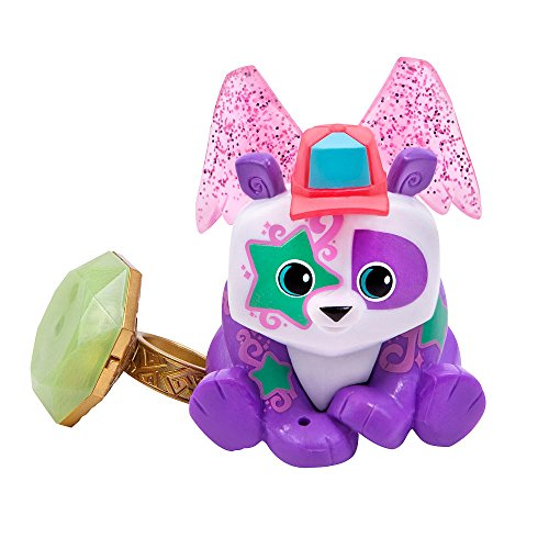 Animal Jam Light Up Friends with Ring - TWINKLE PANDA