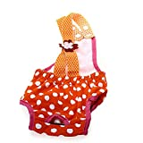 Sanitary Physiological Pants Diaper Suspenders for Puppy Female Girl Small Dog
