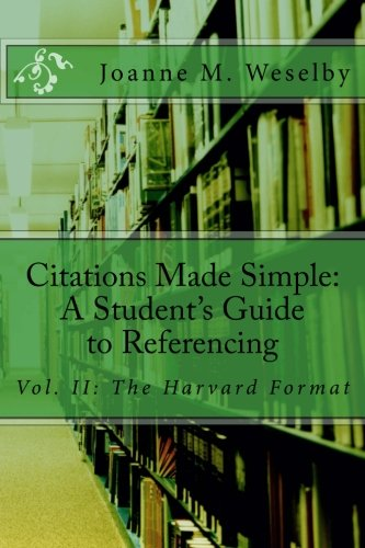 Citations Made Simple: A Student