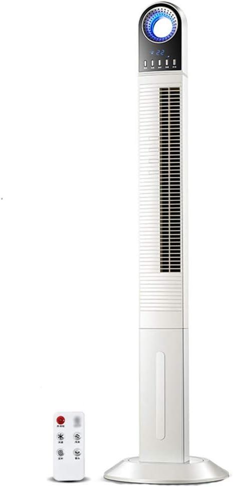 Climatización y calefacción Ventilador eléctrico doméstico Torre de Control Remoto Ventilador de Cabeza de agitación Vertical Ventilador de Aire Acondicionado en ...
