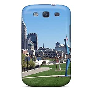 Snap-on Case Designed For Galaxy S3- Iupui