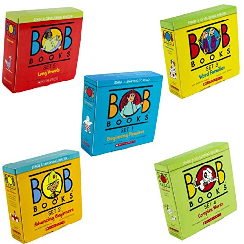 Complete Set of Bob Books, Sets 1-5 (42 books)