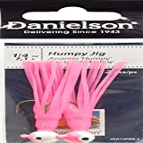 Danielson Humpy Jig 1/4 Oz Pink 2-Pk'Pk Fishing Products
