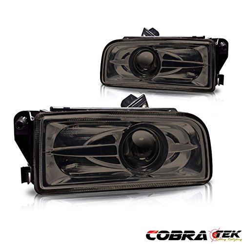 92-98 BMW E36/M3 HALO PROJECTOR FOG LIGHT - SMOKE - Projector Bmw Halo E36 98