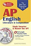 AP English Literature & Composition w/CD-ROM  (REA) The Best Test Prep (Advanced Placement (AP) Test Preparation)