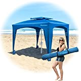 EasyGO Products Weight Portable & Comfortable Cabana with Uv 50+ Protection, Navy