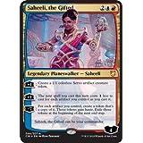 4x FOIL SAHEELI/'S ARTISTRY PRERELEASE LAUNCH PROMO MTG MAGIC GATHERING UNPLAYED