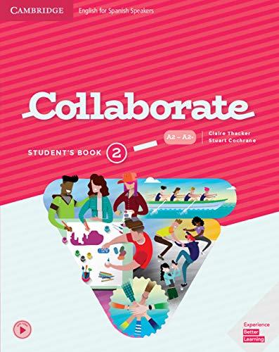 Collaborate Level 2 Student's Book por Claire Thacker,Stuart. Cochrane